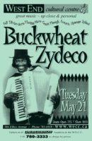 Buckwheat Zydeco - 2002