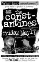 The Constantines - 2002