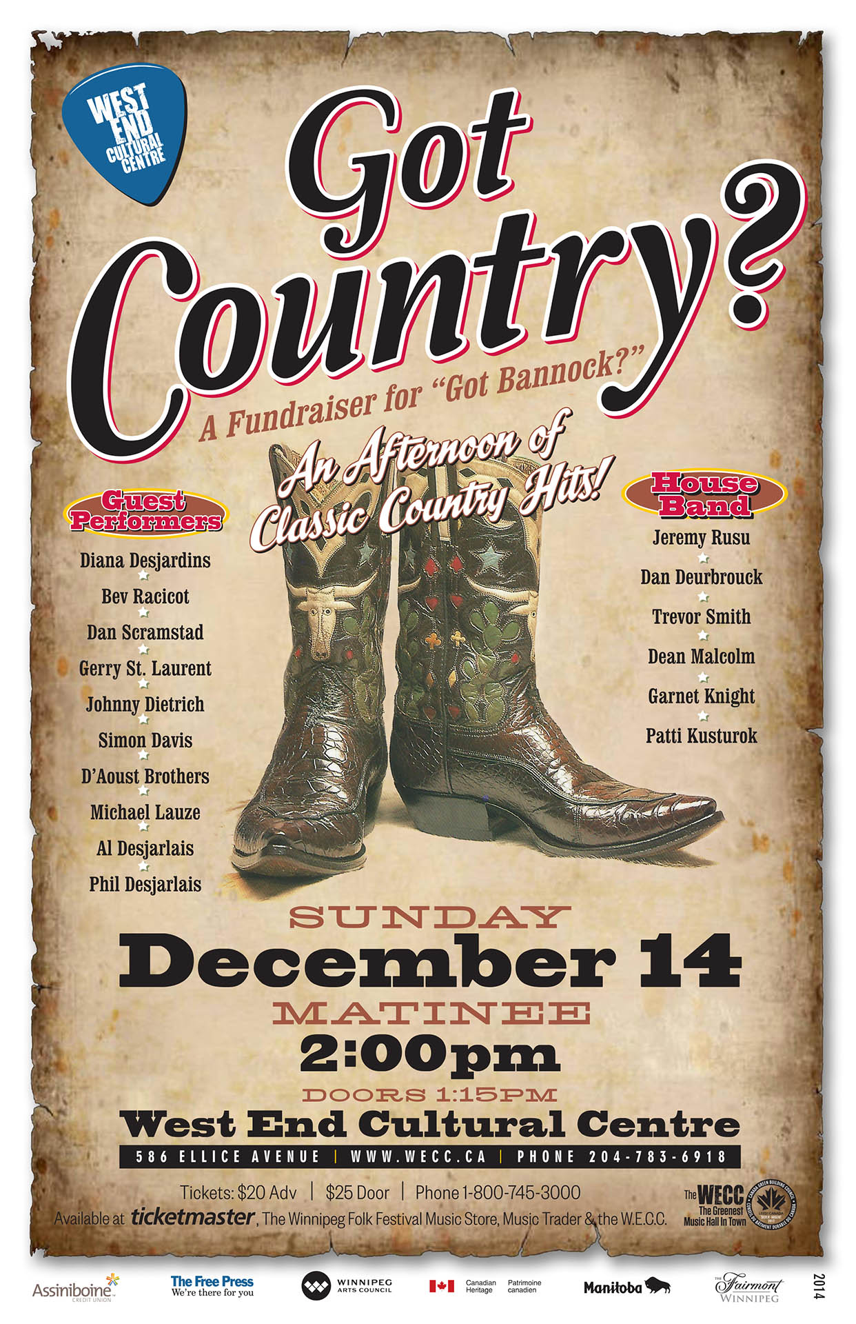 Got Country? - 2014