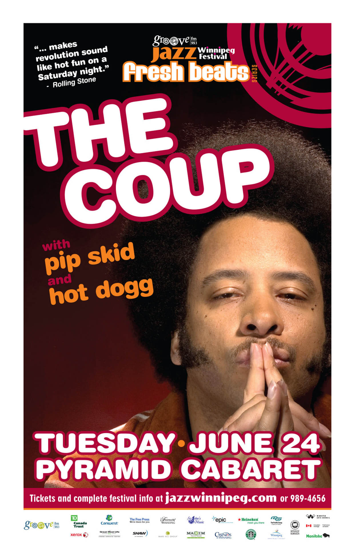 The Coup - 2003