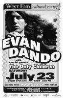 Evan Dando - 2005