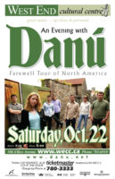 An Evening With Danu - 2005