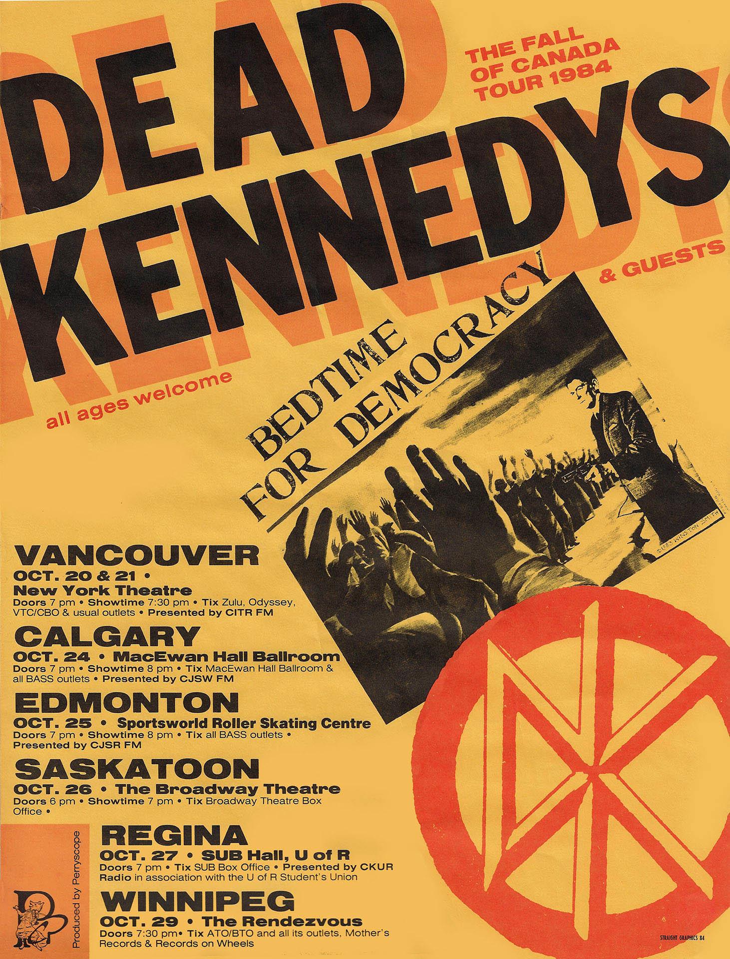 DEAD KENNEDYS – 1984
