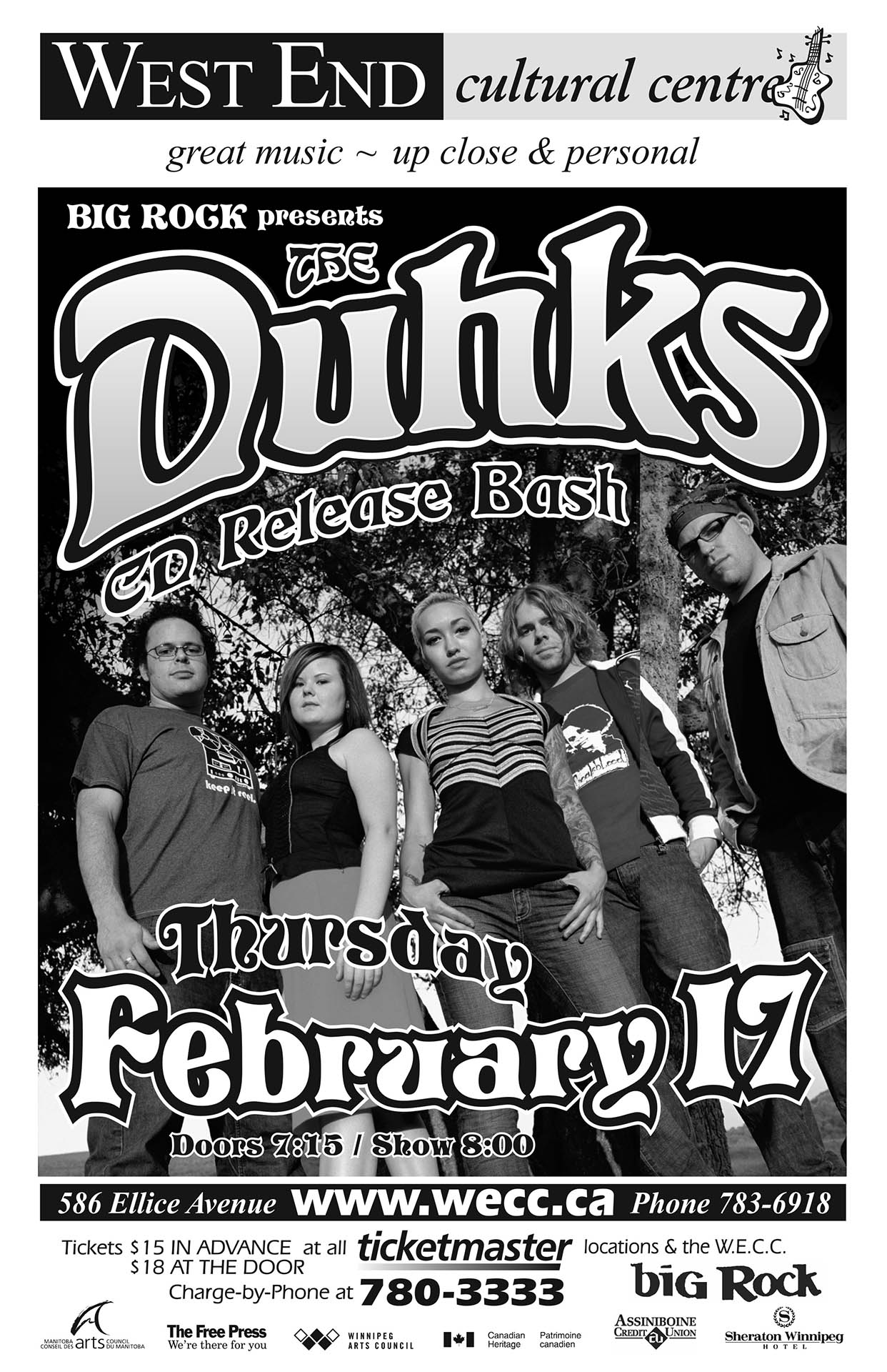 The Duhks - 2005