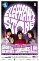 Elephant Stone - 2015