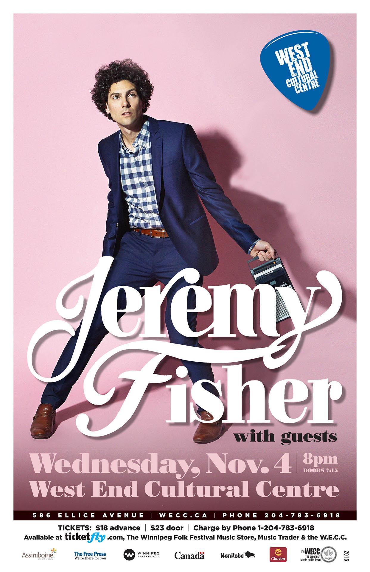 Jeremy Fisher - 2015