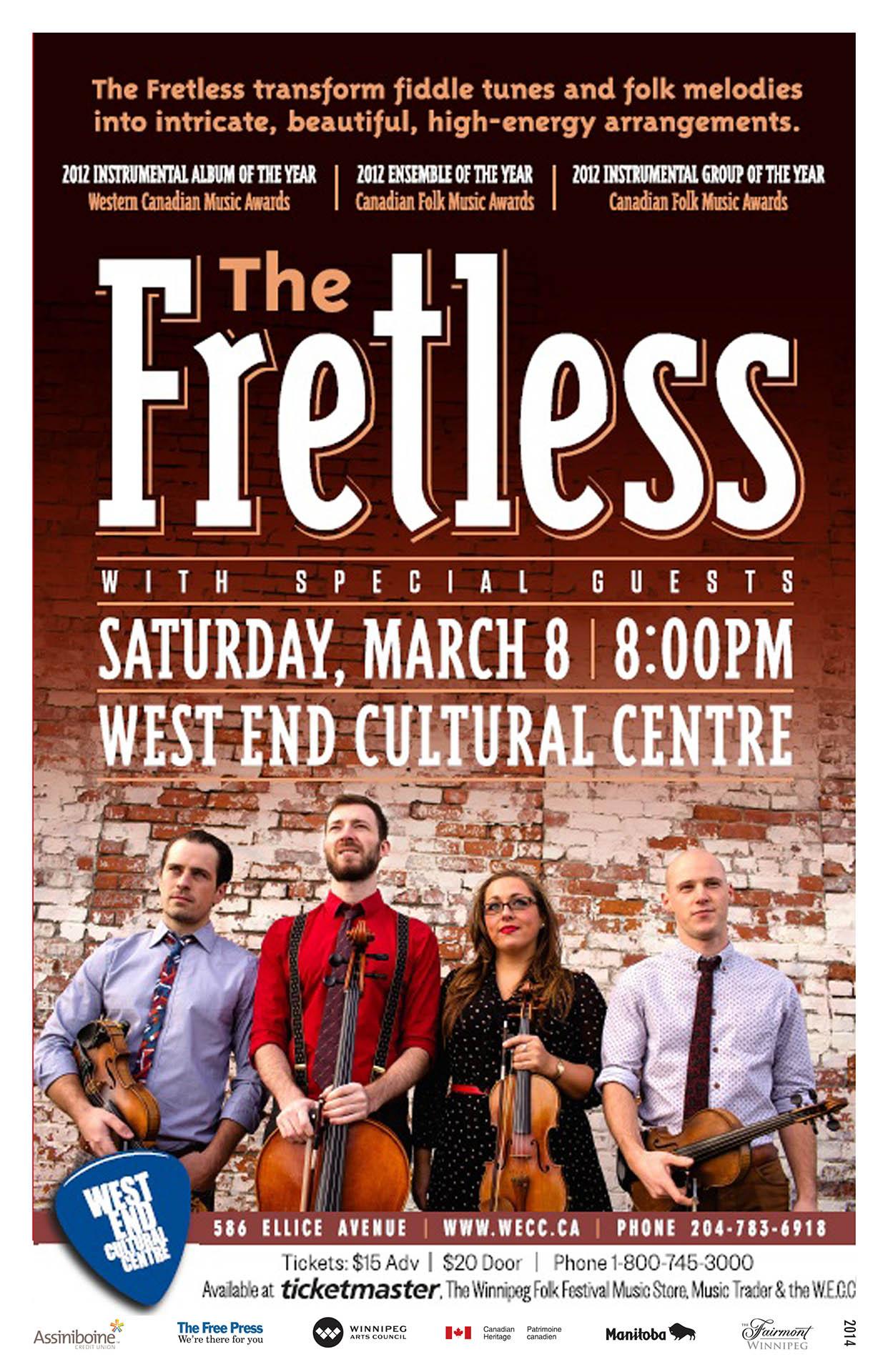 The Fretless - 2014