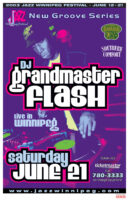 DJ Grand Master Flash - 2003