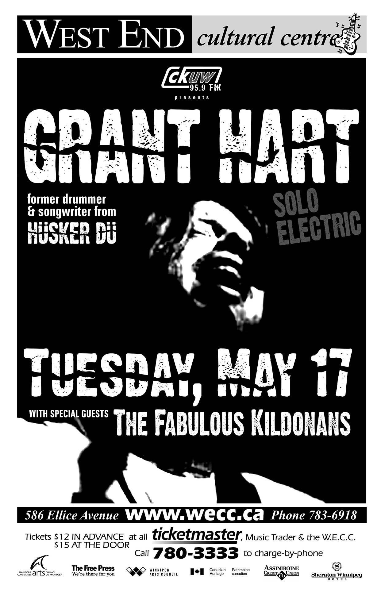 Grant Hart – 2005