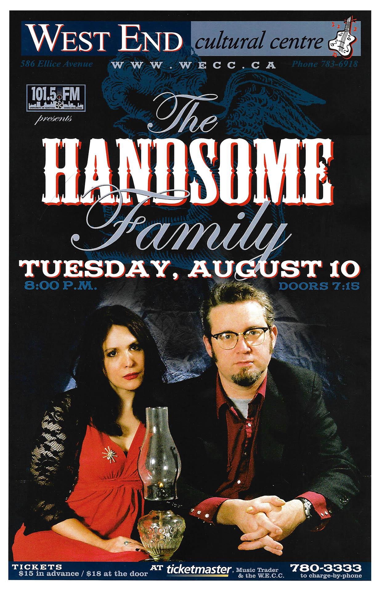 The Handsome Family - 2004