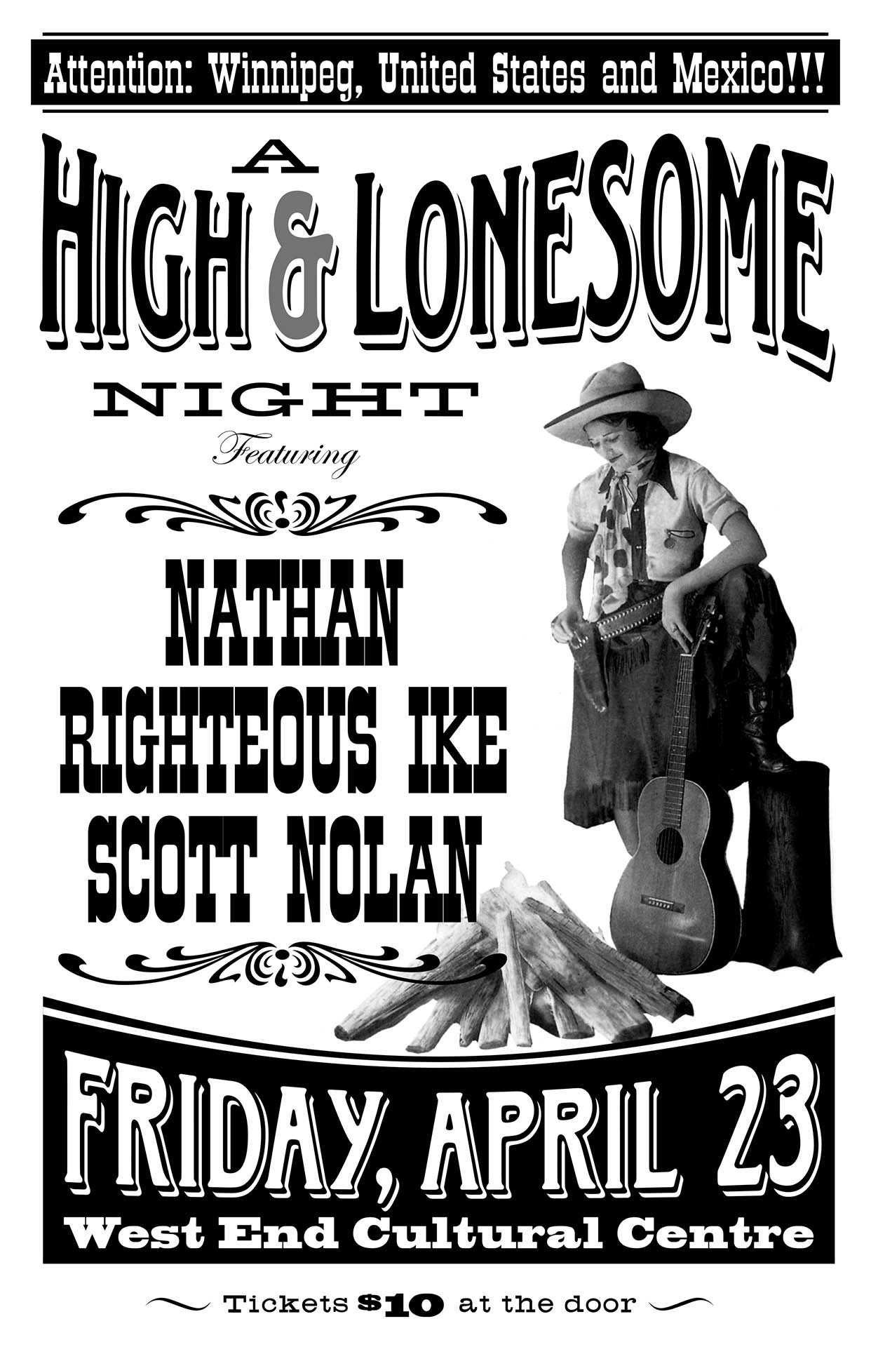 A High & Lonesome Night - 2004