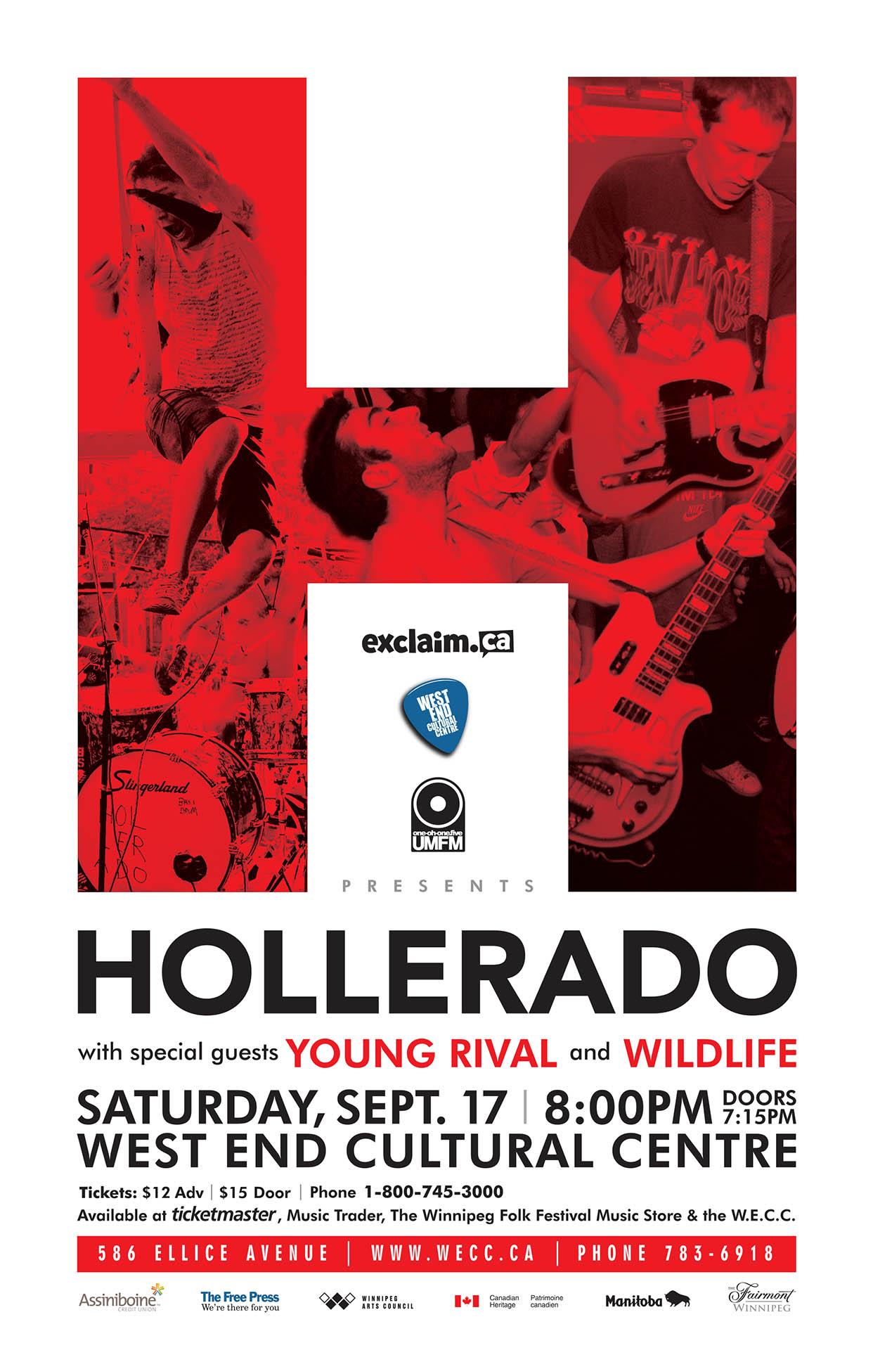 HOLLERADO – 2011