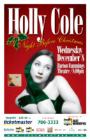 Holly Cole - 2004
