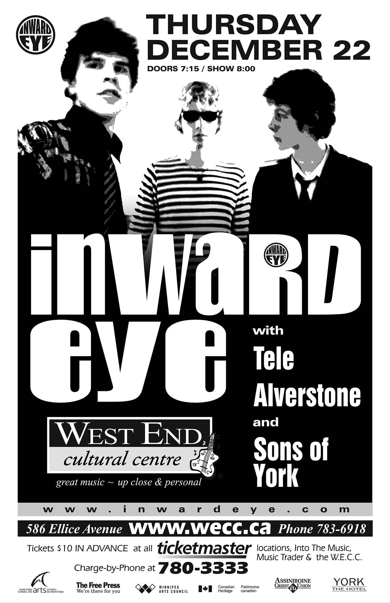 Inward Eye - 2005