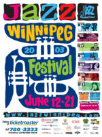 Winnipeg Jazz Festival - 2003