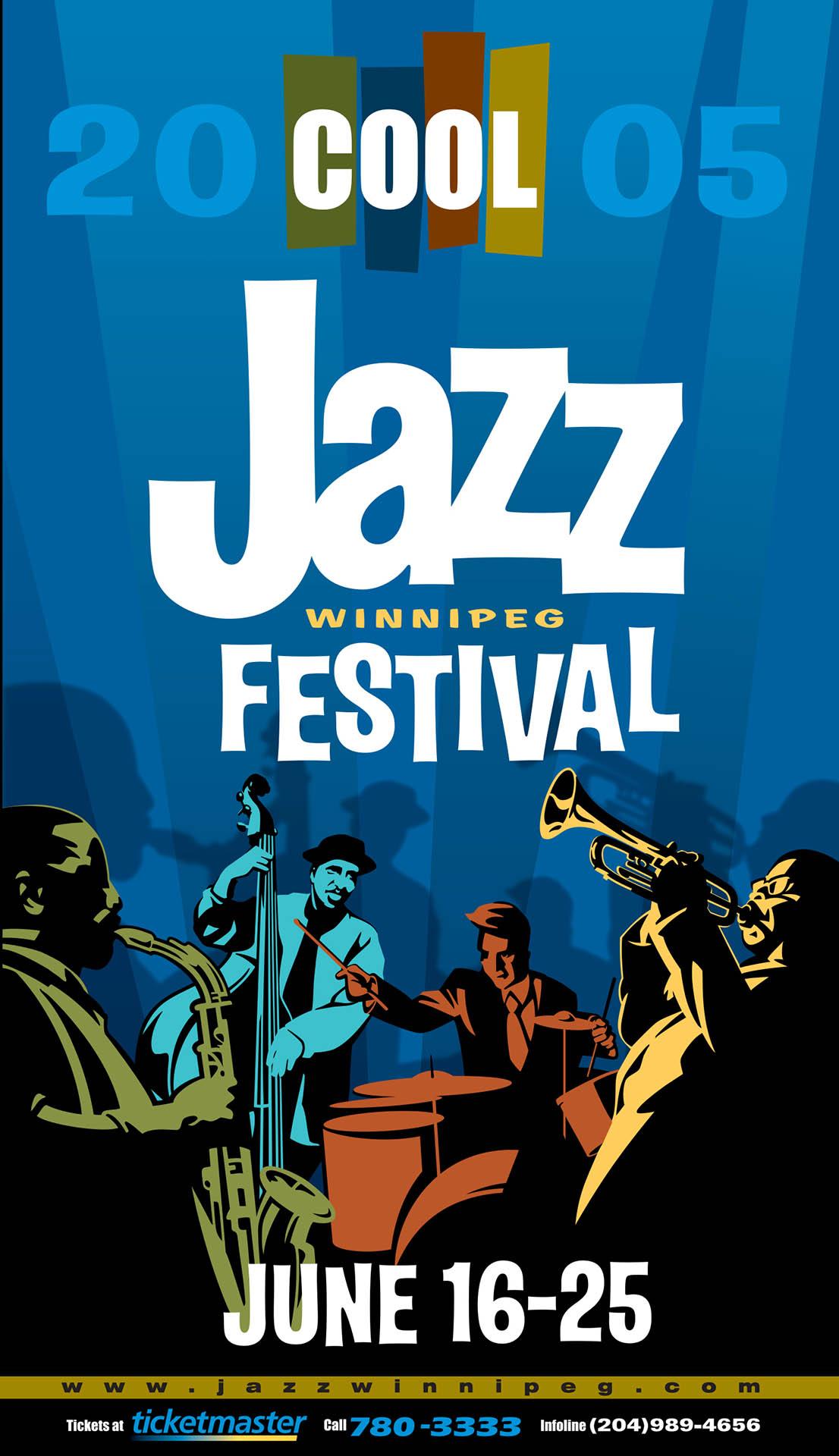 Winnipeg Jazz Festival - 2005