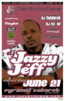 DJ Jazzy Jeff - 2003