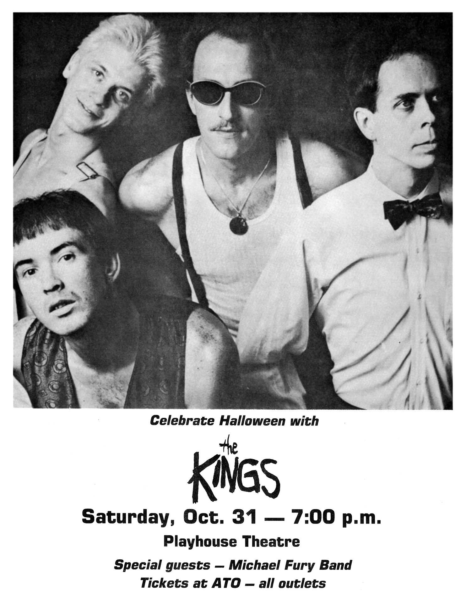 THE KINGS – 1981