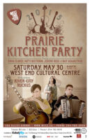 Prairie Kitchen Party - 2015