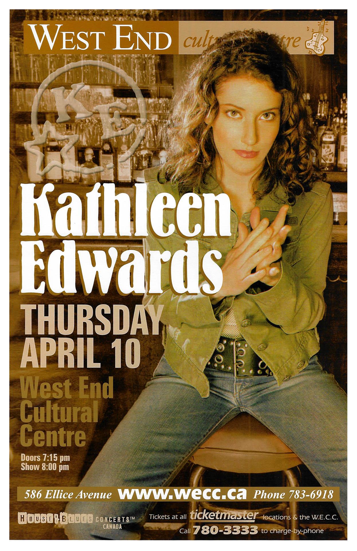 Kathleen Edwards - 2003