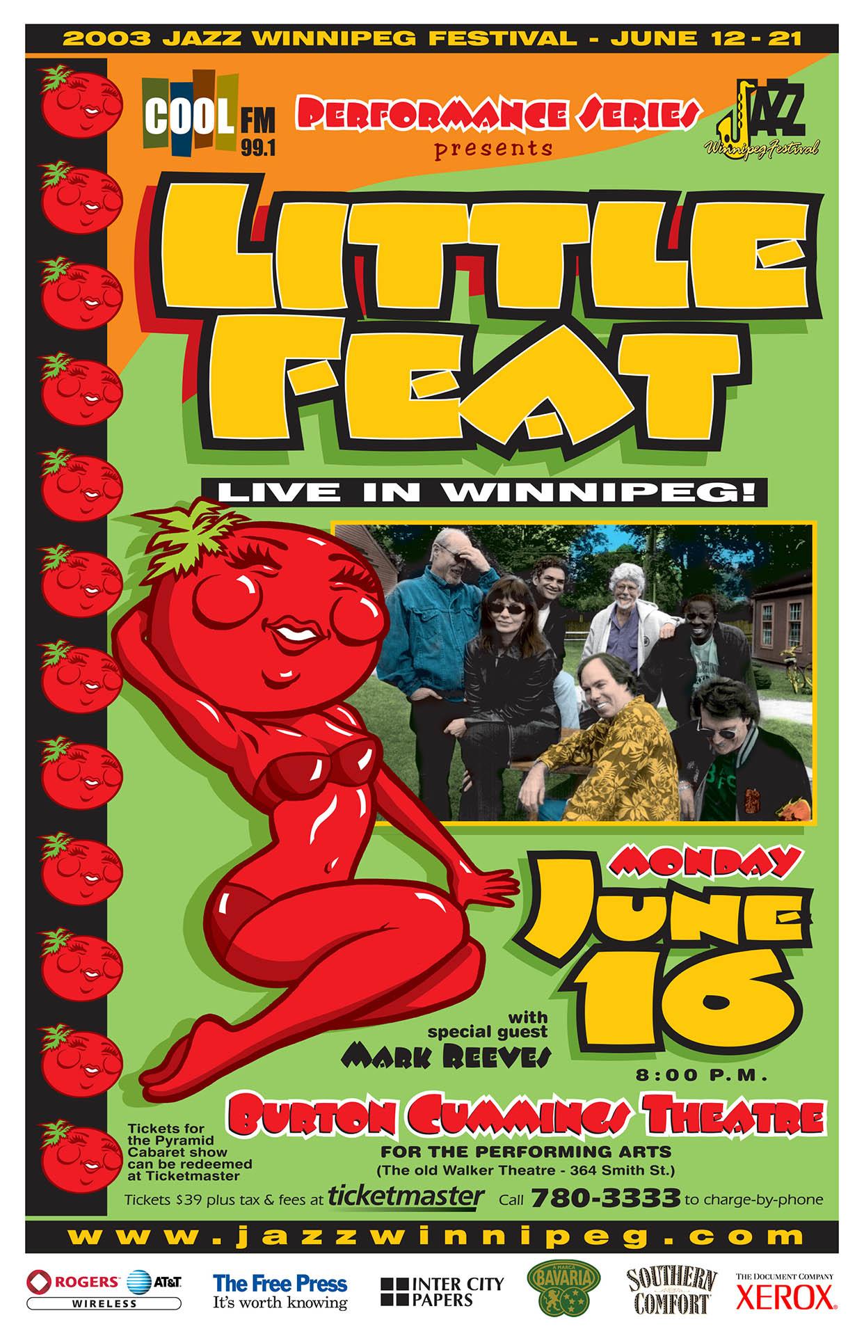 Little Feat - 2003
