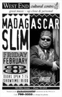 Madagascar Slim - 2002
