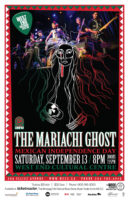The Mariachi Ghost - 2014