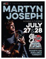 Martyn Joseph - 2015