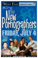 The New Pornographers - 2003