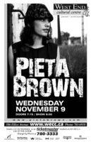 Pieta Brown - 2005