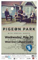 Pigeon Park - 2015