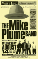 The Mike Plume Band - 2002