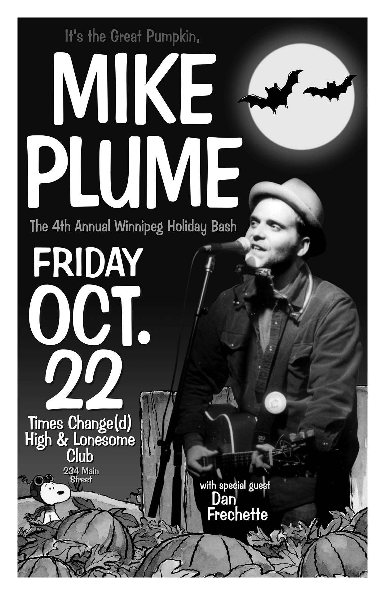 Mike Plume – 2004