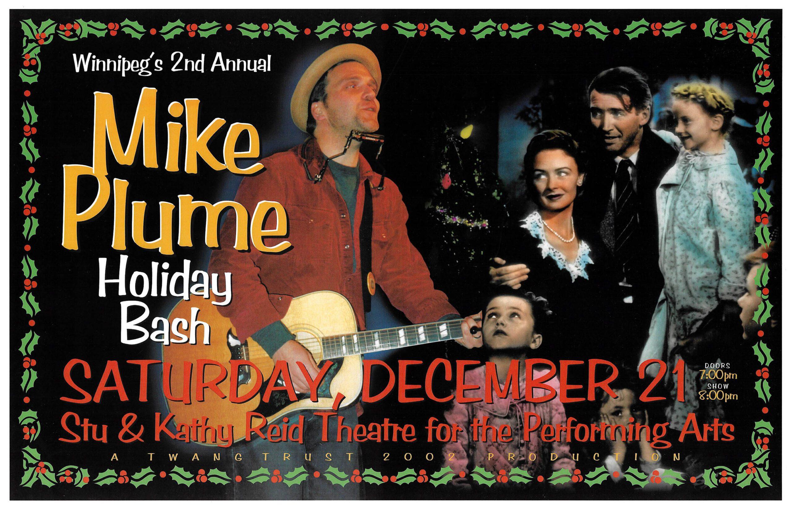 Mike Plume Holiday Bash- 2002