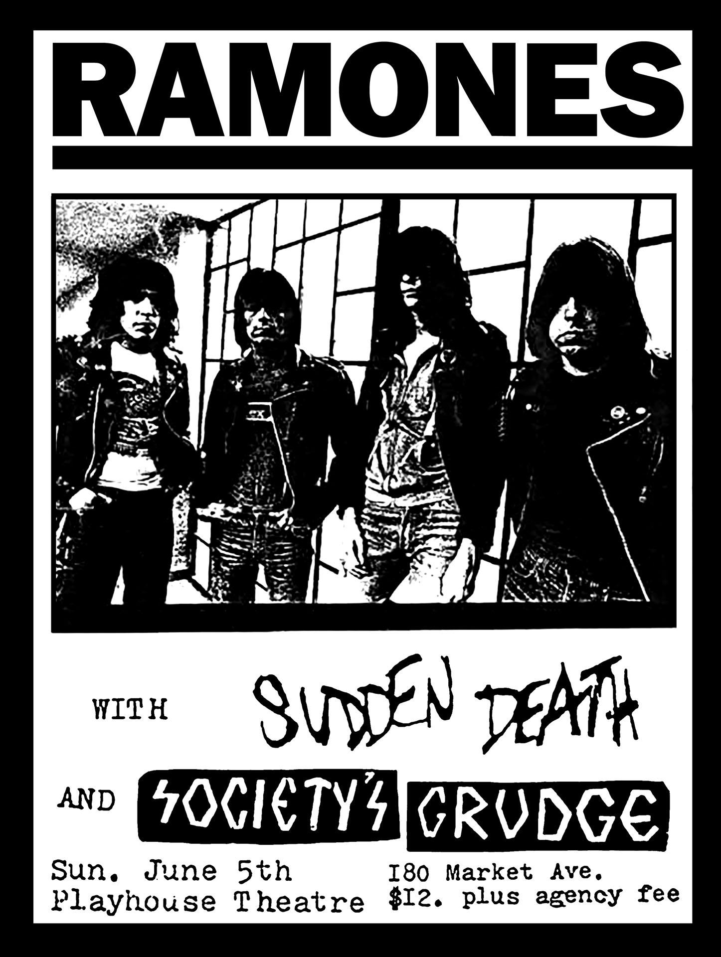 RAMONES – 1983