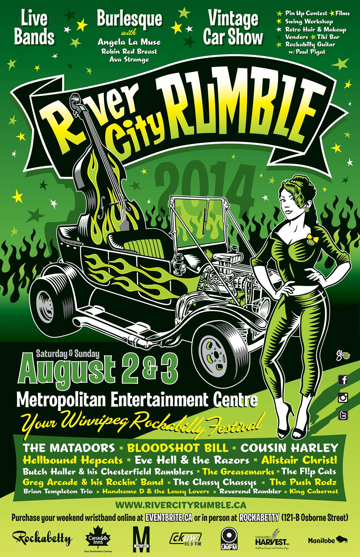 River City Rumble - 2014