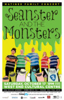 Seanster And The Monsters - 2015