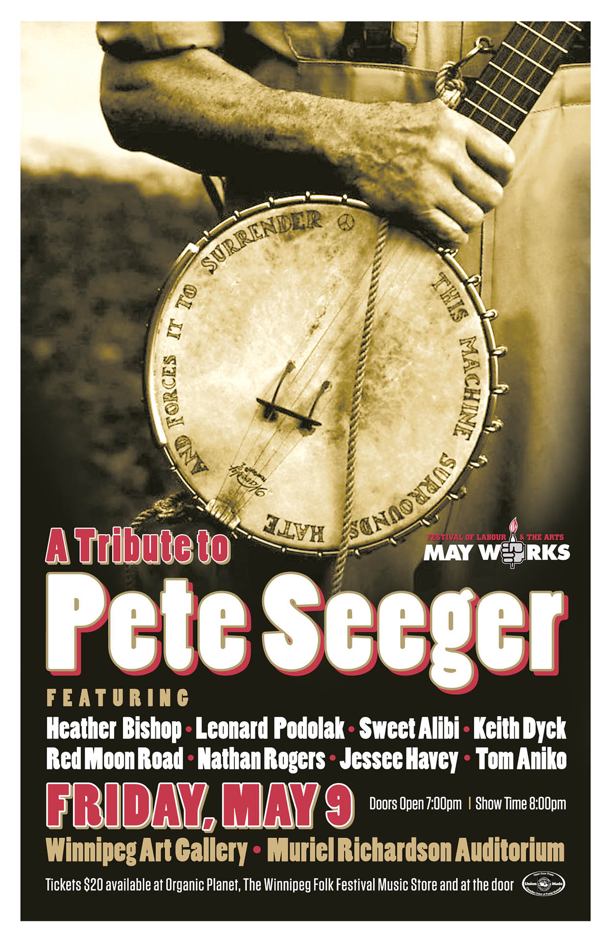A Tribute To Pete Seeger - 2014