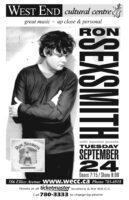Ron Sexsmith - 2002
