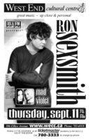 Ron Sexsmith - 2003