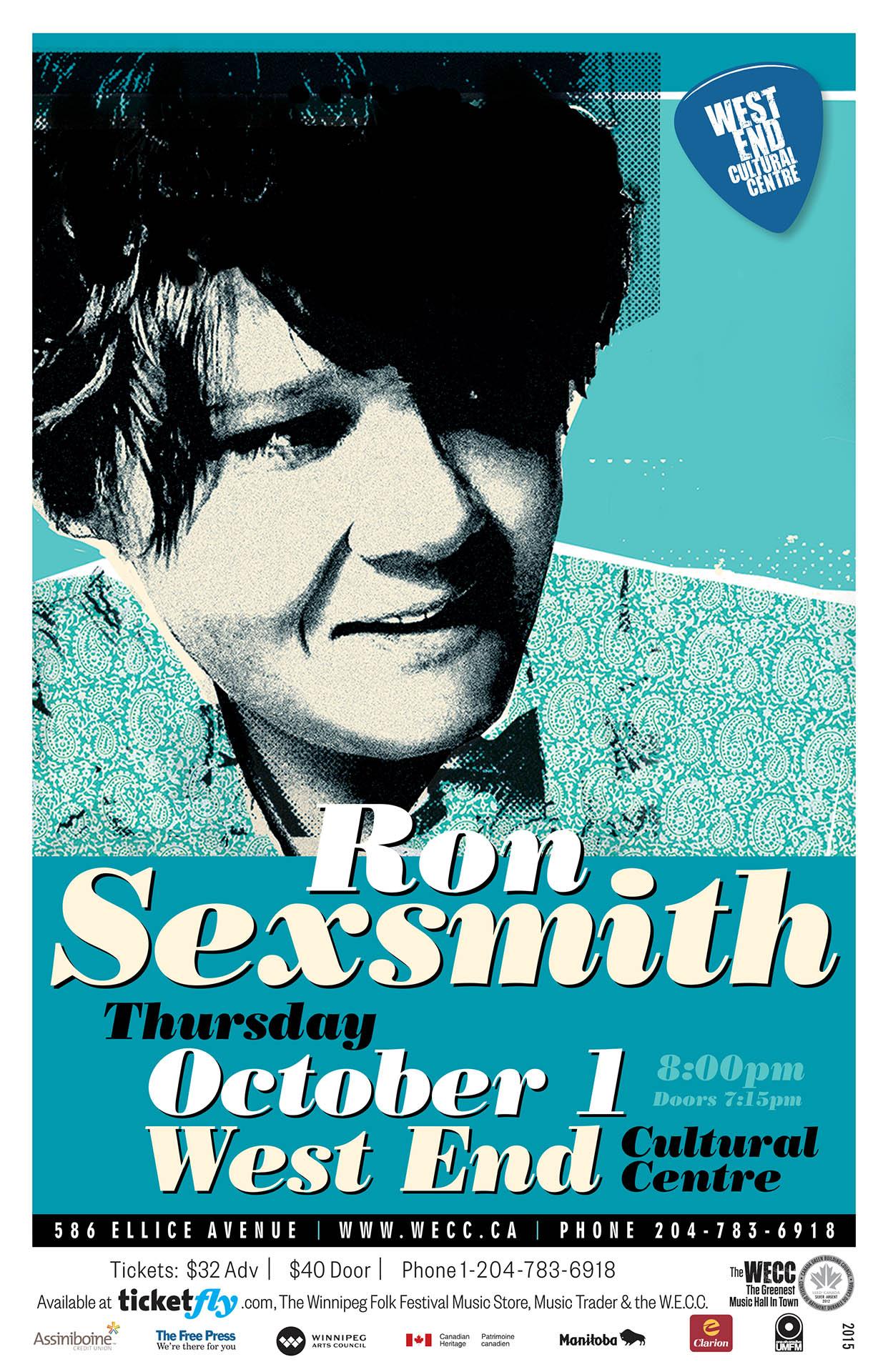 Ron Sexsmith - 2015