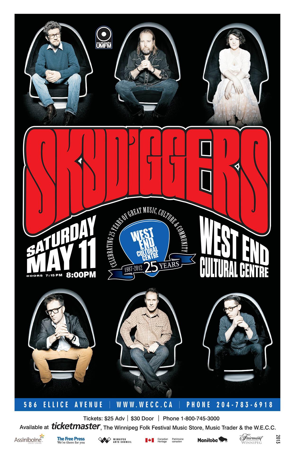 SKYDIGGERS – 2013