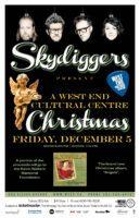 Skydiggers - Christmas - 2014