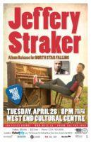 Jeffery Straker - 2015