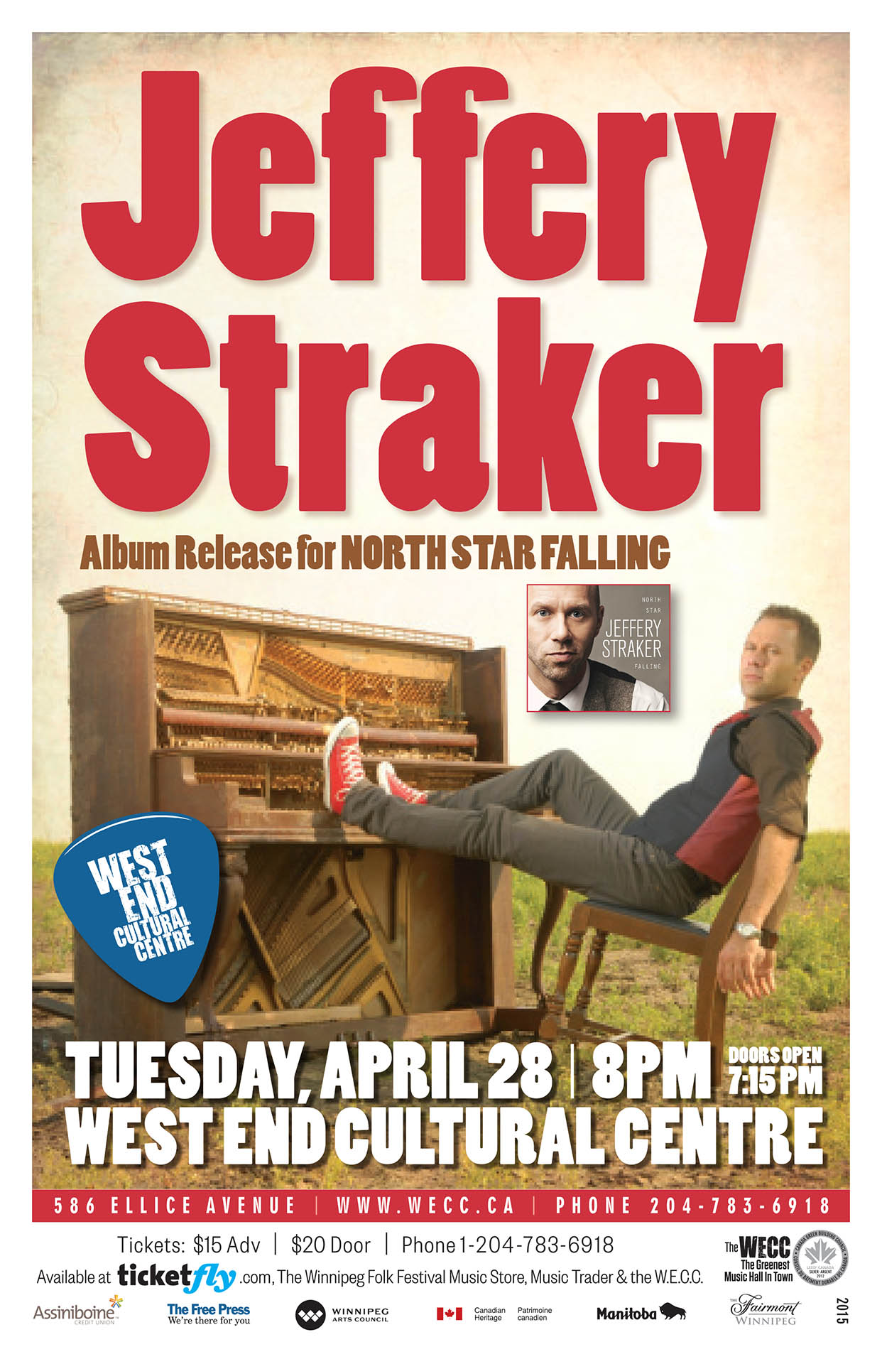 Jeffery Straker – 2015