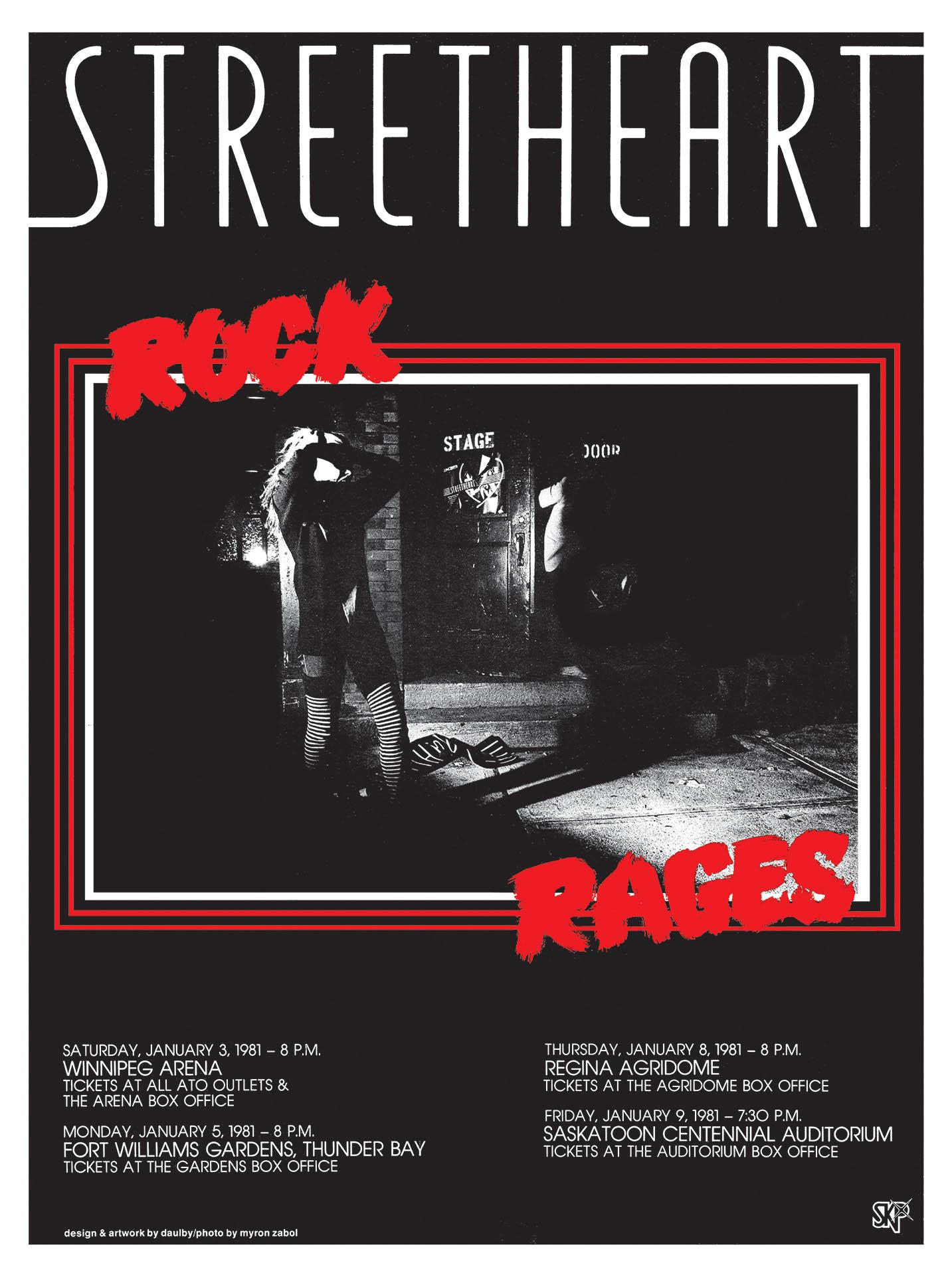 STREETHEART – 1981