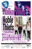 The Walkervilles - 2014
