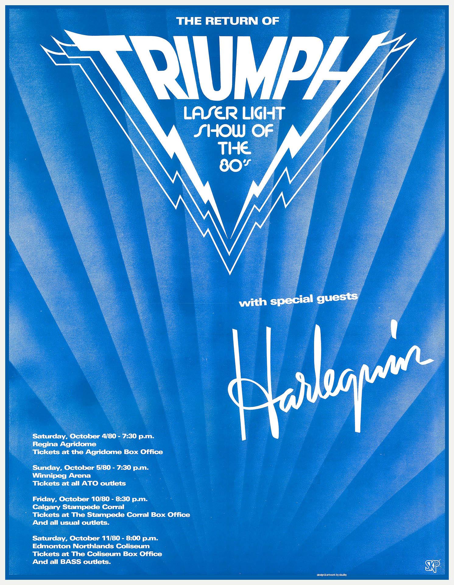 TRIUMPH – 1980