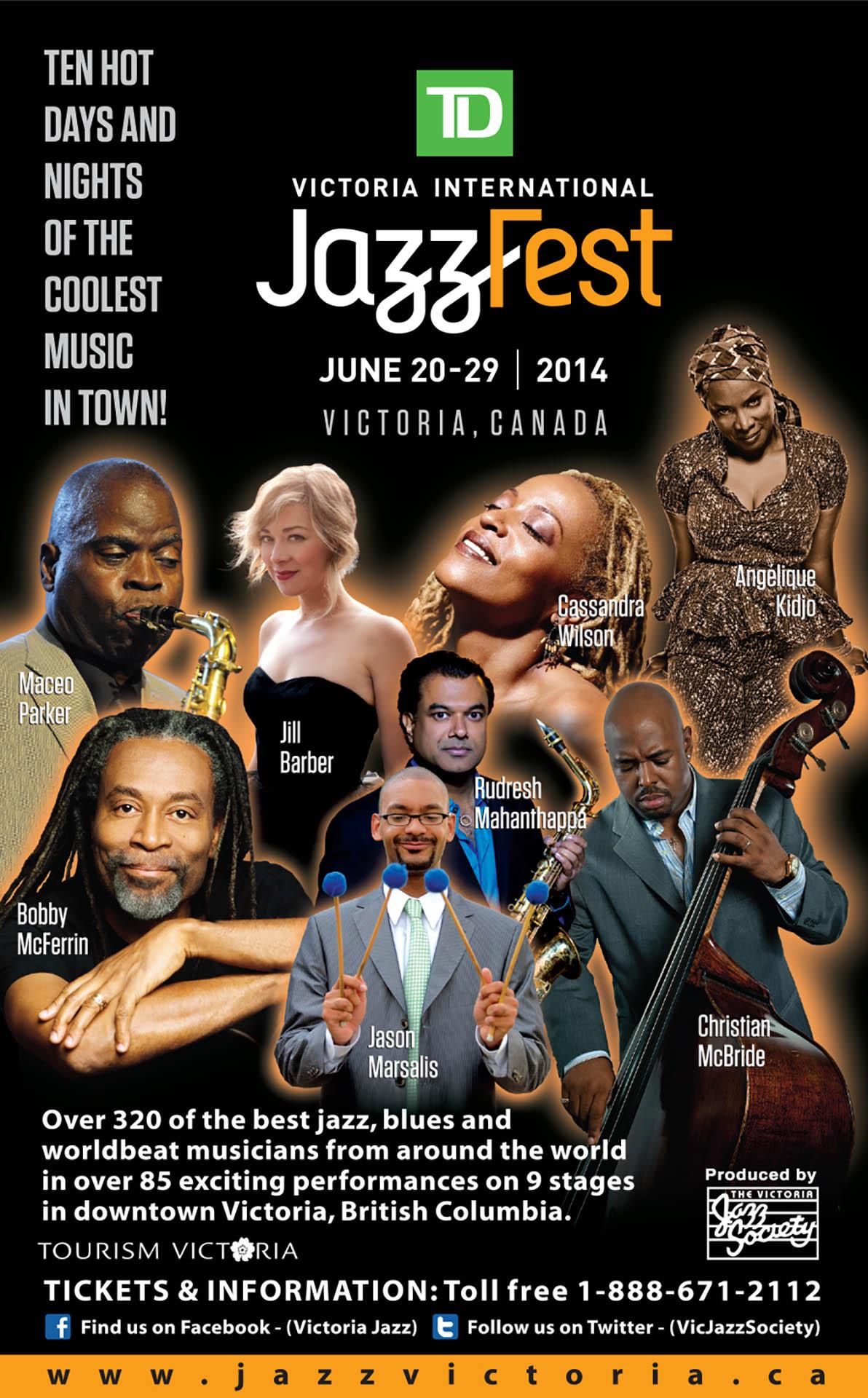 Victoria International Jazz Fest – 2014