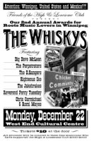 The Whiskys - 2003
